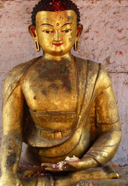 Bouddha du Népal