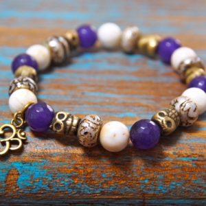 Omkara-bracelet spirituel