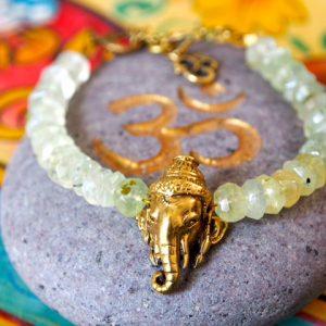 Omkara Bijoux Le dieu Ganesh