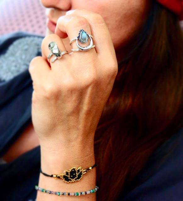 bagues et bijoux